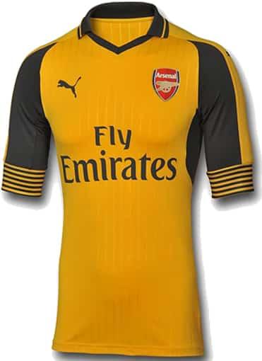Maillot Domicile Arsenal Tenue de match