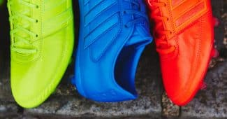 Image de l'article L'adidas Gloro16 en mode « Speed of Light »