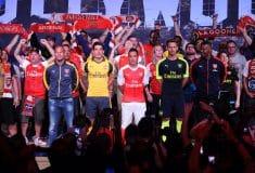 Image de l'article Puma lance les nouveaux maillots 2016-2017 d'Arsenal