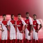 Nike lance les maillots 2016-2017 de l'AS Monaco
