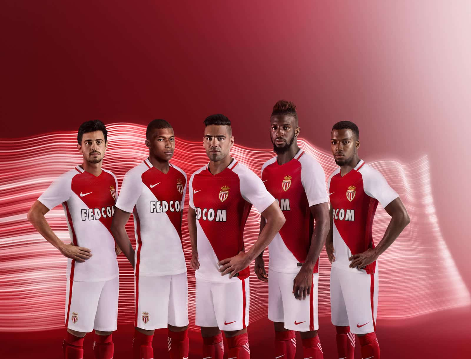 tenue de foot AS Monaco 2017