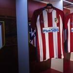 L'Atlético Madrid et Nike dévoilent les maillots 2016-2017