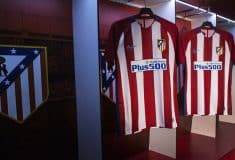 Image de l'article L'Atlético Madrid et Nike dévoilent les maillots 2016-2017