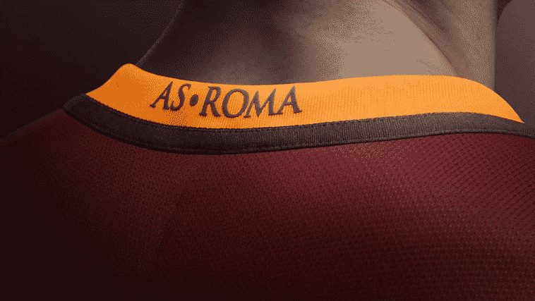 maillot-domicile-as-roma-2016-2017-dos