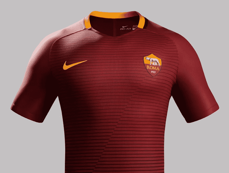 maillot-domicile-as-roma-2016-2017-nike