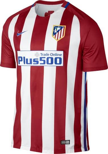 maillot-domicile-atletico-madrid-2016-2017-nike
