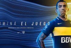 Image de l'article Nike dévoile les maillots 2016-2017 de Boca Juniors
