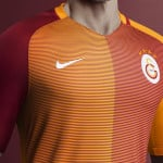 Galatasaray dévoile ses maillots 2016-2017 signés Nike