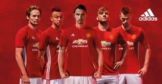 Image de l'article Manchester United, meilleur vendeur de maillots au monde