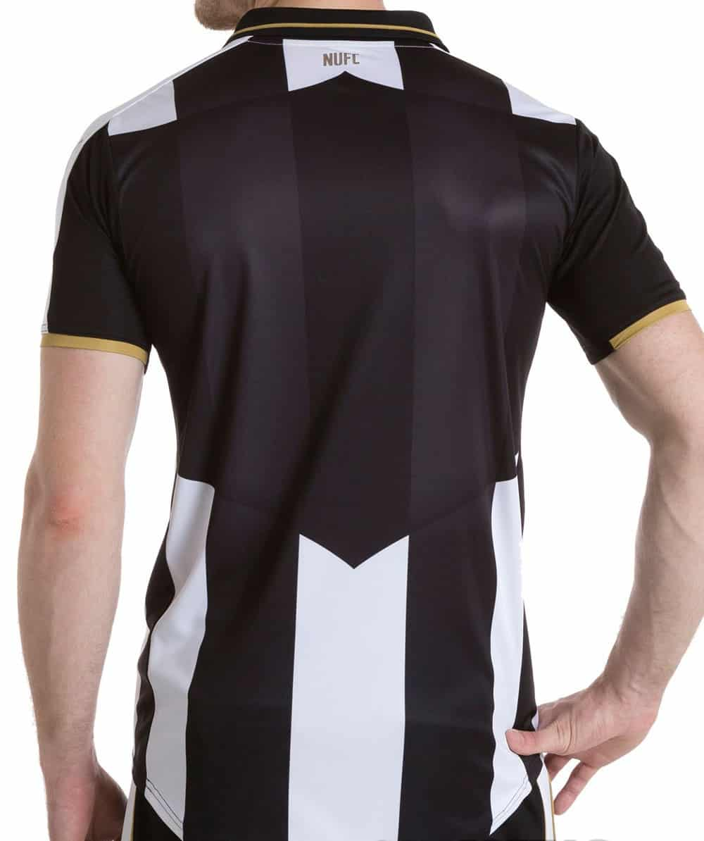 maillot-domicile-newcastle-united-2016-2017