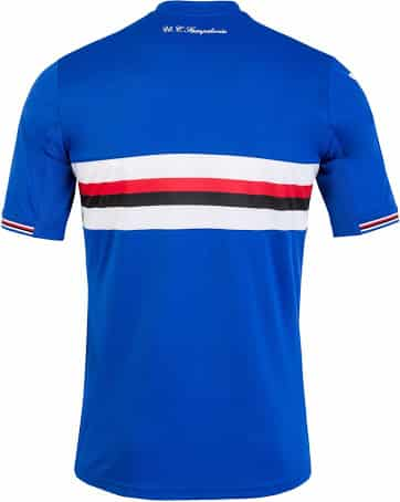 maillot-domicile-sampdoria-genes-2016-2017-dos