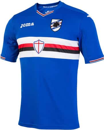maillot-domicile-sampdoria-genes-2016-2017