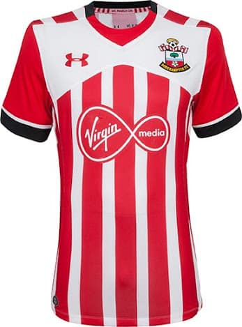 maillot-domicile-southampton-2016-2017-under-armour