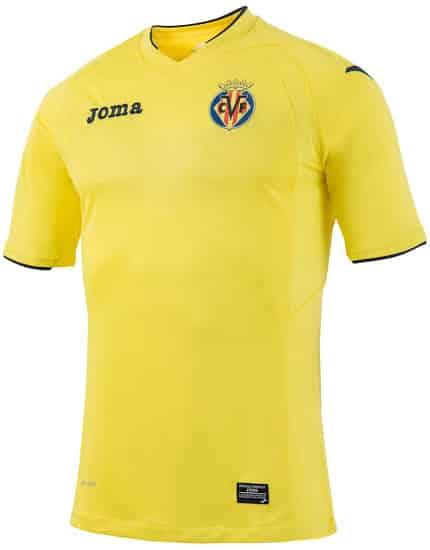 maillot-domicile-villareal-2016-2017-joma