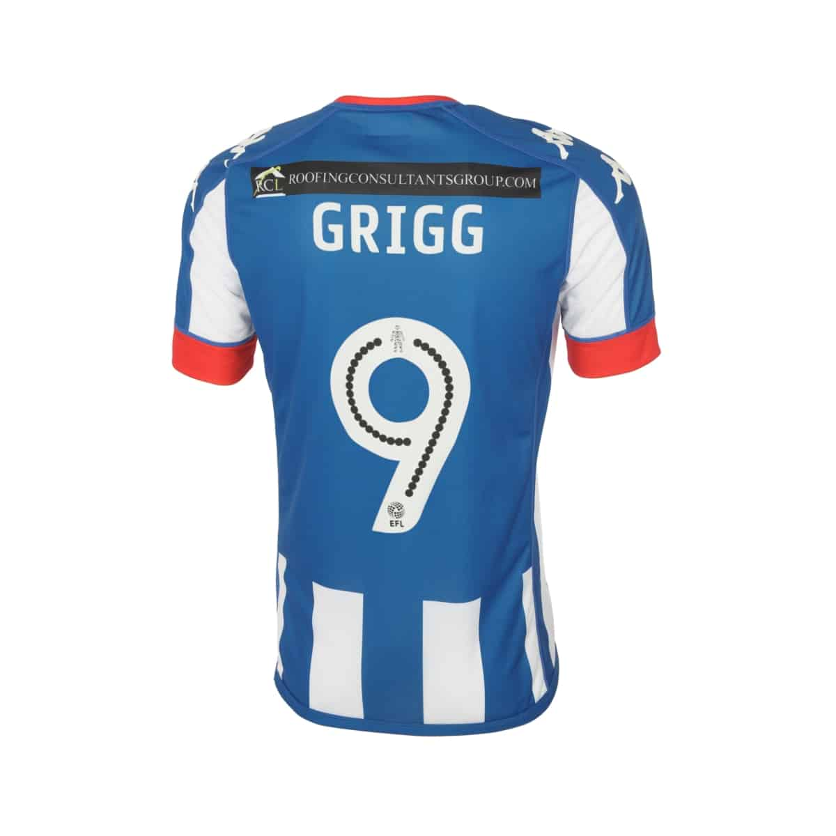 maillot-domicile-wigan-2016-2017-will-grigg