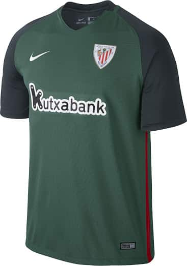 maillot-exterieur-athletic-bilbao-2016-2017