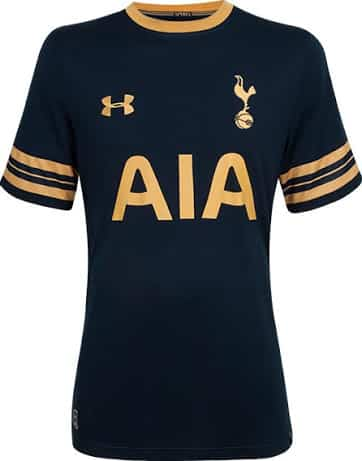 Maillot Extérieur Tottenham Hotspur Tenue de match