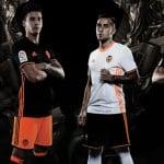 Les nouveaux maillots 2016-17 du Valencia CF par adidas