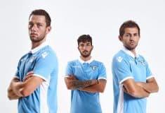 Image de l'article Les maillots 2016-2017 de la Lazio par Macron