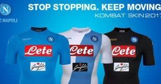 Image de l'article Kappa dévoile les maillots 2016-2017 du Napoli