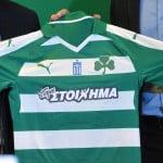 Puma et le Panathinaikos dévoilent les maillots 2016-2017