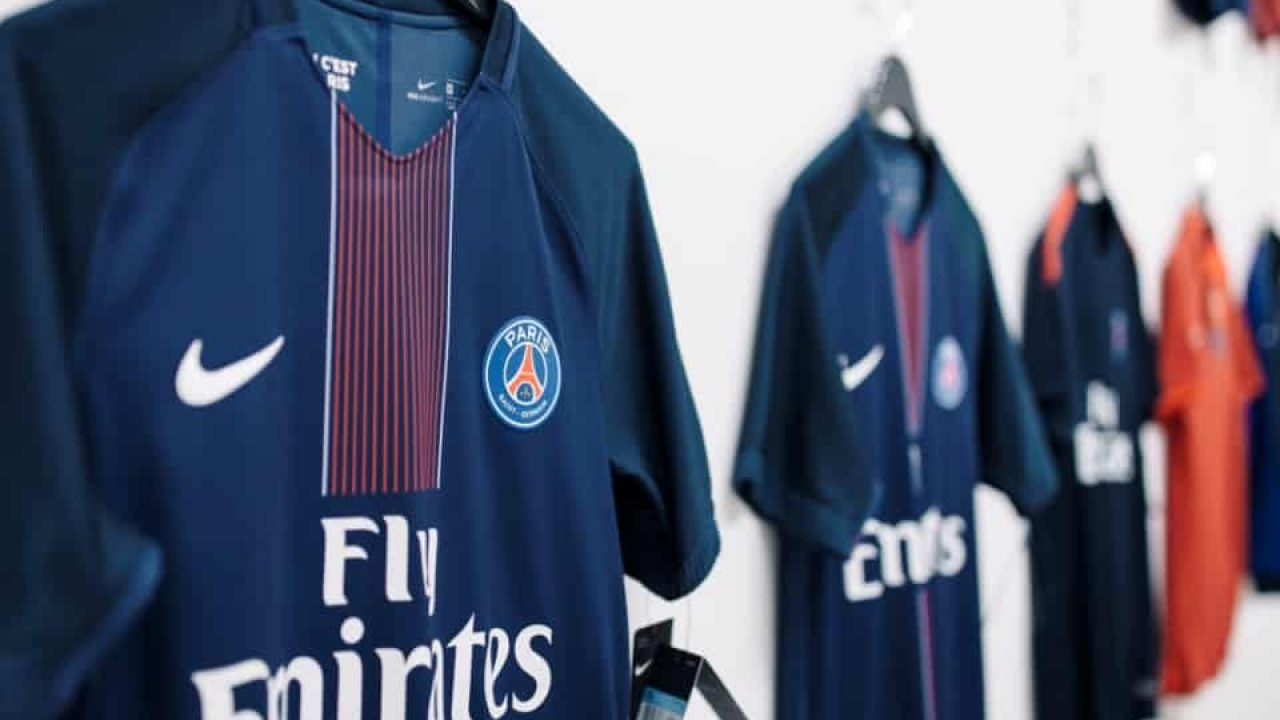 Le top 10 des maillots du Paris Saint Germain par