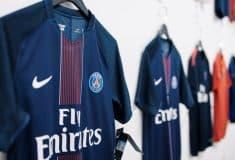 Image de l'article Les maillots des champions de France de football depuis 1969
