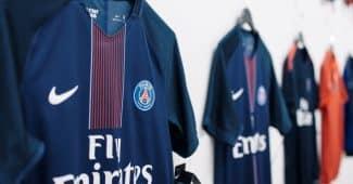 Image de l'article Le Top 10 des plus beaux maillots du Paris Saint-Germain