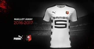 Image de l'article Les maillots 2016-2017 du Stade Rennais par Puma
