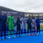 adidas lance les maillots 2016-2017 de la Real Sociedad