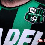 Sassuolo dévoile ses maillots Kappa pour 2016-2017