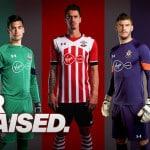 Under Armour présente les maillots 2016-2017 de Southampton