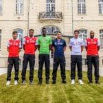 Hungaria Sport dévoile les maillots 2016-17 du Stade de Reims