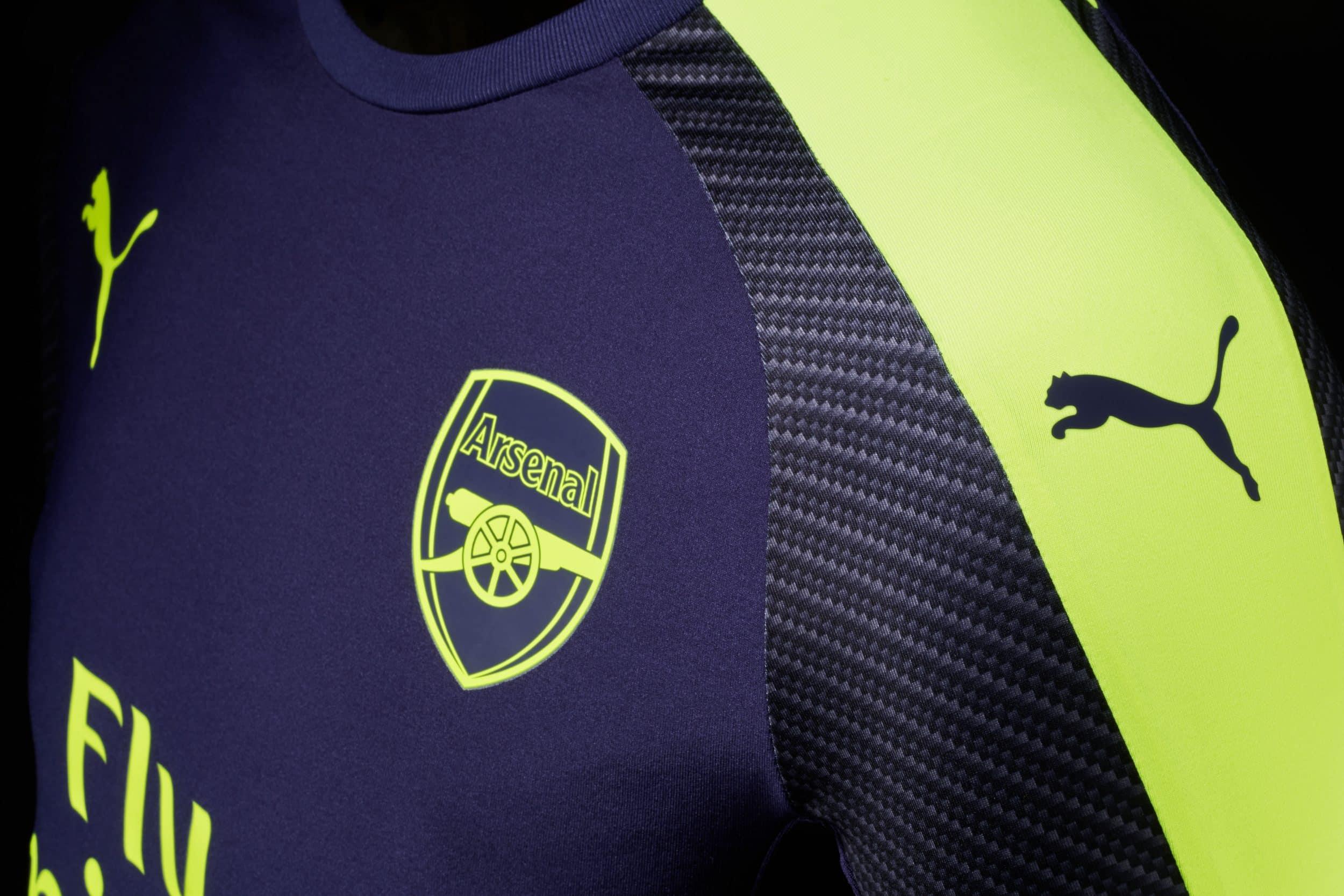 Maillot Extérieur Arsenal Vestes