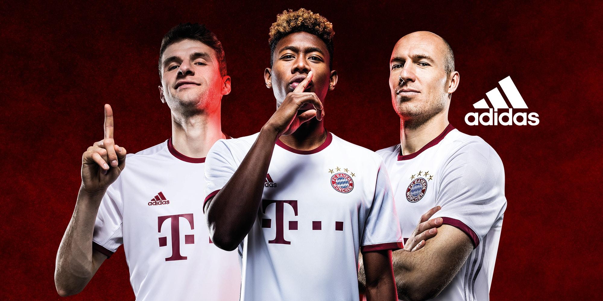 Maillot THIRD FC Bayern München Paul Will