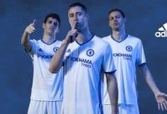 Image de l'article Chelsea et adidas présentent les maillots 2016-2017