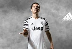 Image de l'article La Juventus Turin et adidas dévoilent les maillots 2016-2017