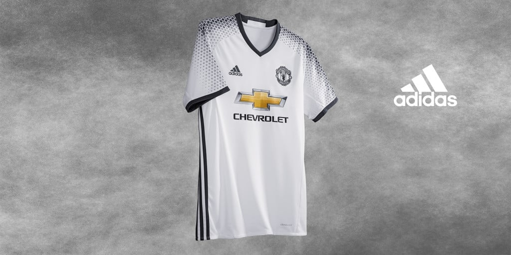 Les maillots third adidas pour 2016 2017