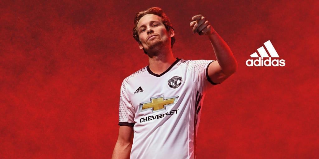 Maillot Extérieur Manchester United Vestes