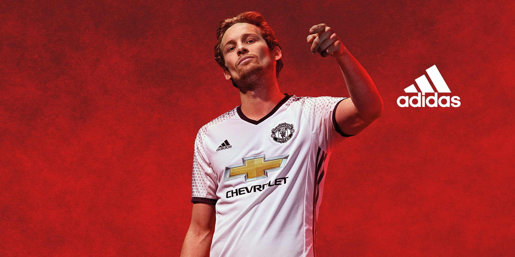 Maillot THIRD Manchester United Paul Pogba