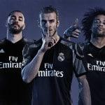 adidas lance les maillots 2016-2017 du Real Madrid