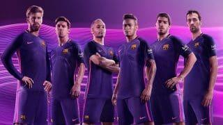 Image de l'article Le FC Barcelone dévoile ses maillots 2016-2017 signés Nike