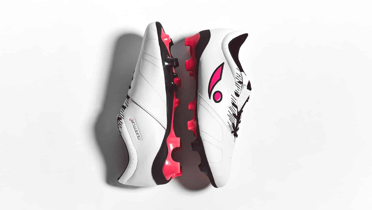 chaussure-football-Concave-Quantum-white-pink-3