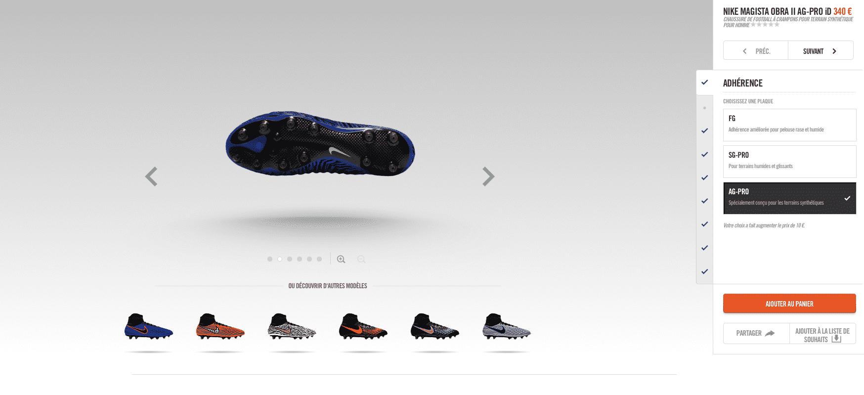 hot sales beauty excellent quality Comment personnaliser la Nike Magista 2