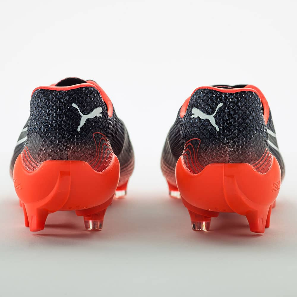 chaussures-football-Puma-evoSPEED-SL-Fresh-Noir-Rouge-3