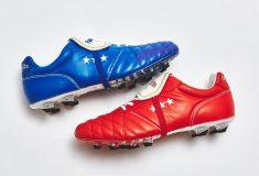 Image de l'article Des nouveaux coloris bleu et rouge pour l'Emidio Italia de Pantofola d'Oro