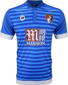 maillot-bournemouth-exterieur-2016-2017