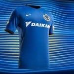 Nike dévoile les maillots 2016-2017 du FC Bruges