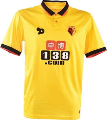 maillot-watford-domicile-2016-2017