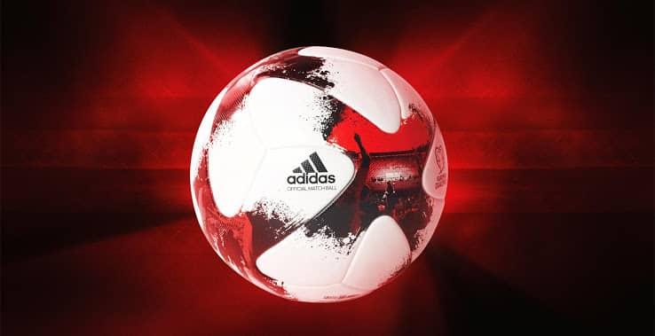 Le ballon des éliminatoires de la Coupe du Monde 2018 par ...